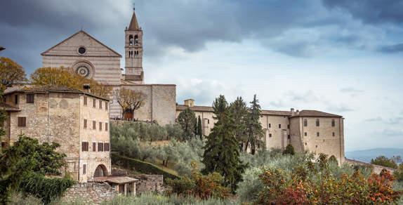 Ncc per tour di Assisi