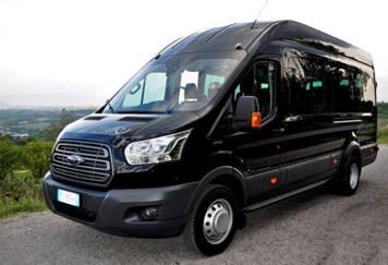Noleggio minivan con conducente Perugia
