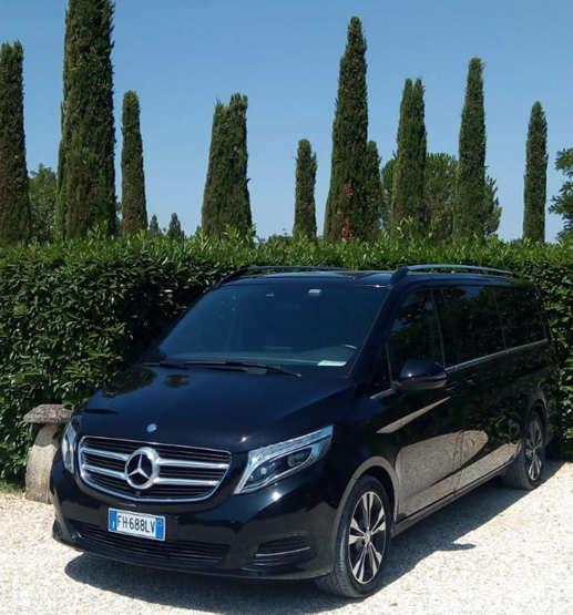Noleggio con conducente Perugia Orvieto